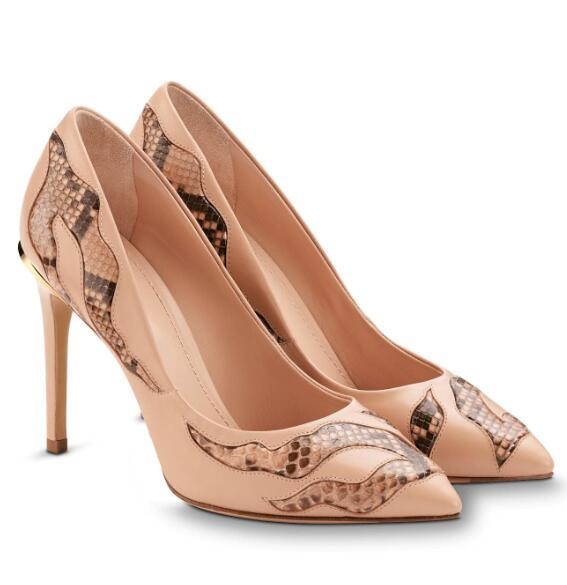 b1322473d55dda 1A3Y8Z FIRST LADY PUMP FASHION PINK NEW 10 Cm Heels Women High Heels Lolita  PUMPS SHOES SNEAKERS Dress Shoes Canada 2019 From Xqsxiaoqingshan521