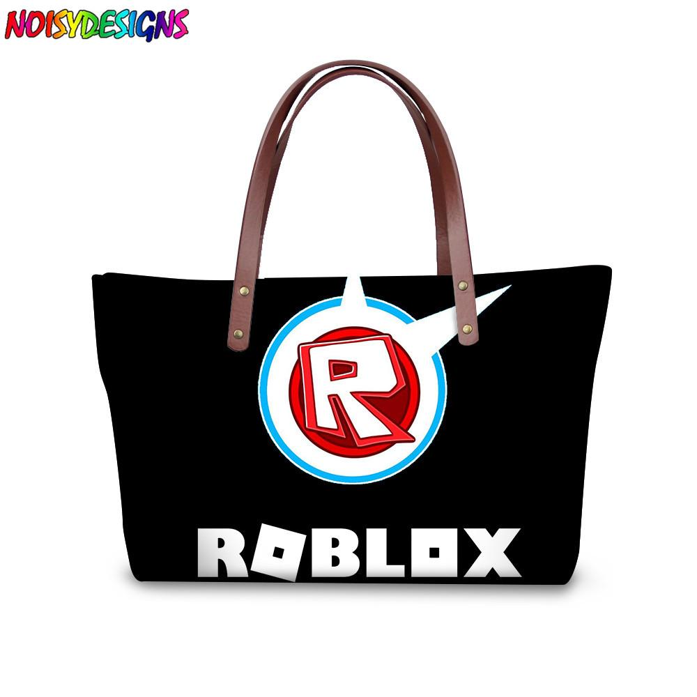 Noisydesigns Roblox Games Bags Women 2018 Hound Famous Brands Designer  Shoulder Bags Ladies Beach Girls Tote Shopper