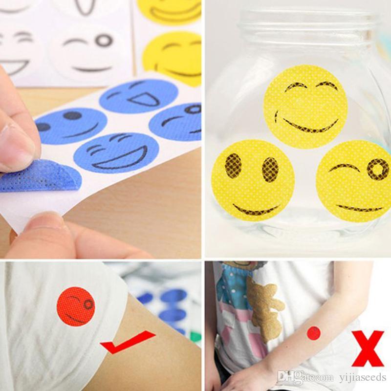 Бесплатная доставка в наличии одноразовые Комаров наклейки для детей и беременных женщин, Комаров браслет / патч 6 шт. / сумка 5