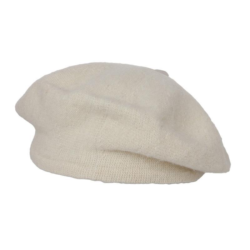 Compre Moda Quente De Lã Quente Mulheres Sentiu Boina Francesa Gorro  Newsboy Boinas Tam Chapéu Cap De Fotiaoqia aaddbadb18d