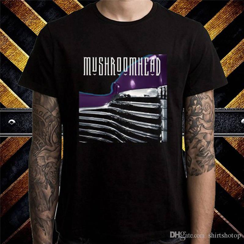 Großhandel 100% Baumwolle Brand New T Shirts Baumwolle Oansatz Kurzhülse  Mushroomhead Für Männer Von Shirtshotop,  11.0 Auf De.Dhgate.Com   Dhgate 5882abc503
