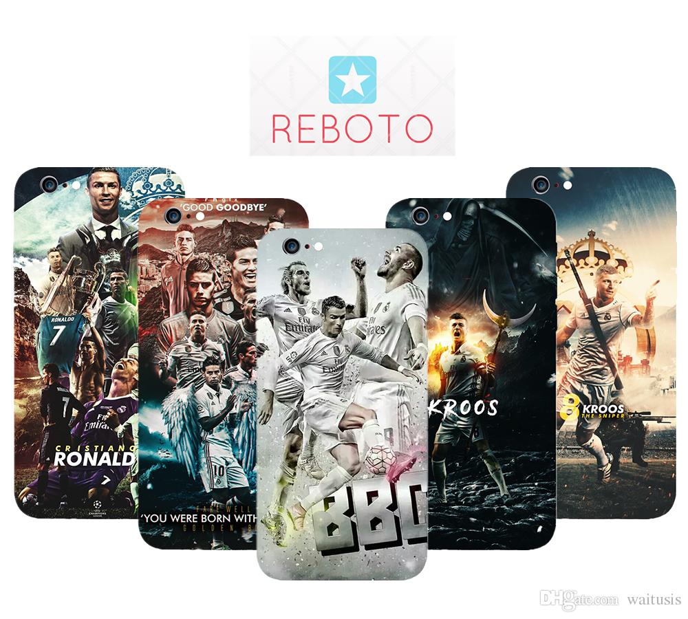 coque ronaldo iphone 8 plus