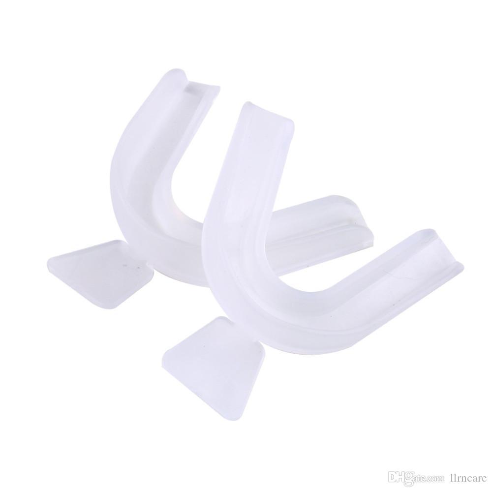 Vassoio bocca termoplastico a caldo, ebollizione dei denti e pacchetto mollato di vendita caldo tra bocca e morso
