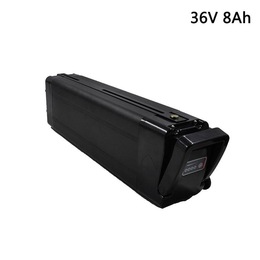36V 8Ah Electric Bicycle Lithium ion Battery for Bafang BBS02 BBSHD 250W 600W Motor E-Scooter Lithium Battery 36v Free Shipping