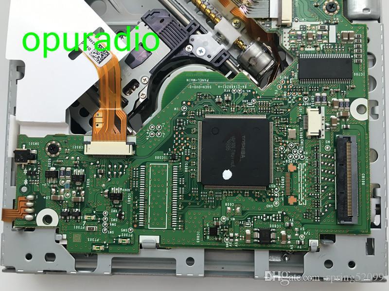 Brand new Alpine single DVD mechanism DV58U11 DV58U11R loader correct PC board for Bmw car DVD audio player plug and play