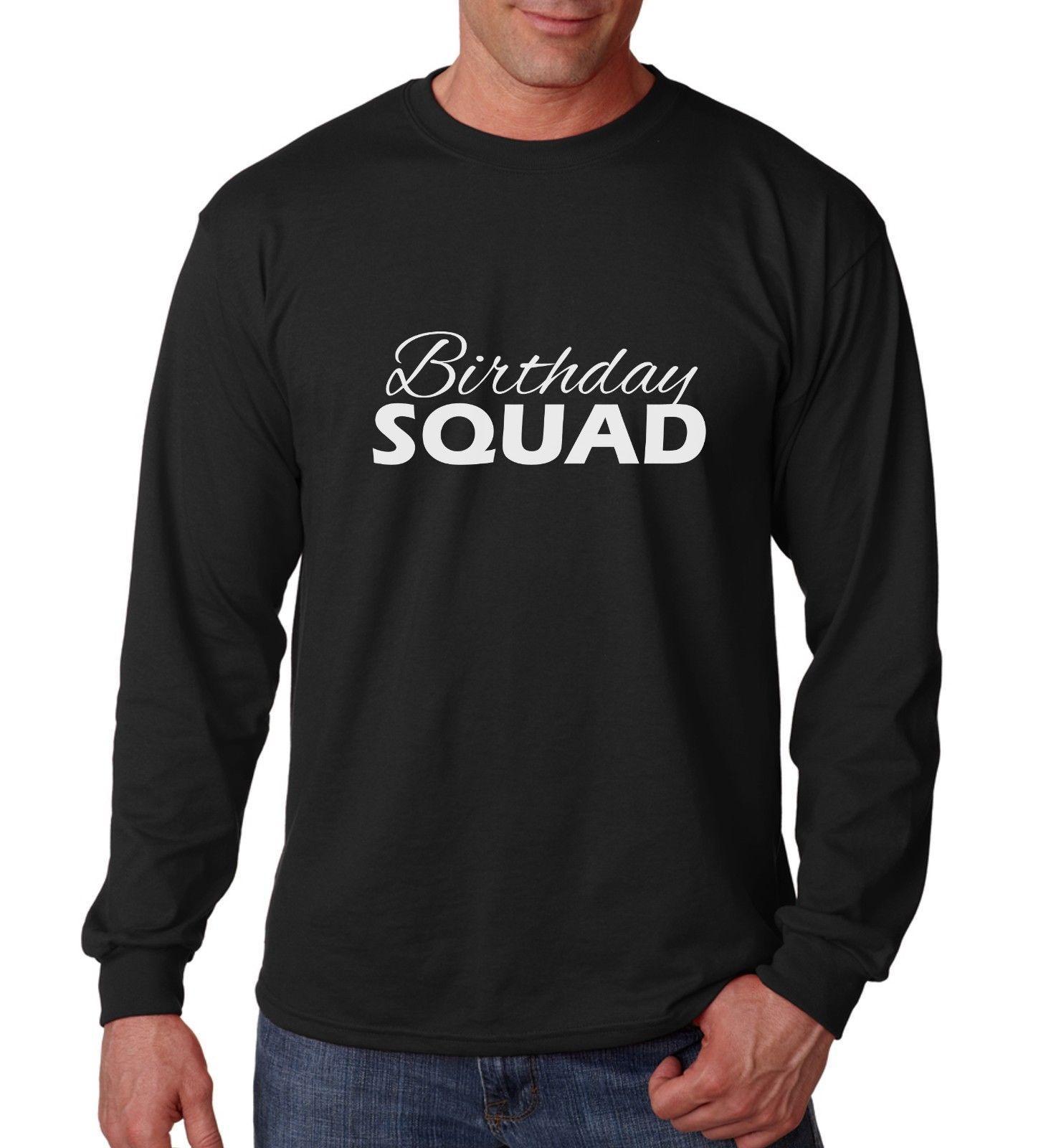 Grosshandel Langarm Geburtstagskader 2 Hemd Bday T Shirt Geschenk Fur Ihn Lustige Party Manner Von Banwanyue8 1573 Auf DeDhgateCom