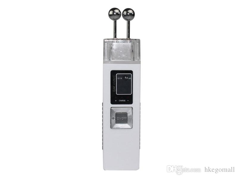 ION Galvanic Microcurrent Skin Firming Machine Iontophoresis Anti-aging Massager Face Clean Skin Care SPA Salon Beauty Equipment