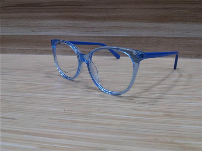 c7bb0d9b98c4 2019 Kids Eyeglasses Children Unbreakable Acetate Glasses Frame Optical  Prescription Eyewear Frames Girls Boys Blue Patchwork 1336 From Milknew, ...