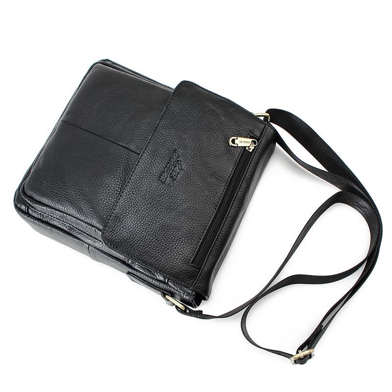 CROSS OX Borse in vera pelle gli uomini Borsa a tracolla moda le borse della valigetta casual da uomo Borsa Messenger da uomo SL232M