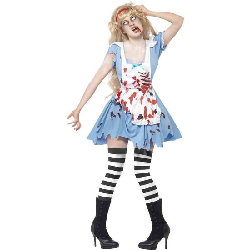 bcc4904ecb960 Blood Cook Costumes For Women Scary Halloween Costume M Cosplay Costume  Carnival Zombie Cosplay W5389241 Boys Halloween Costume Costume Themes From  Sikaku, ...