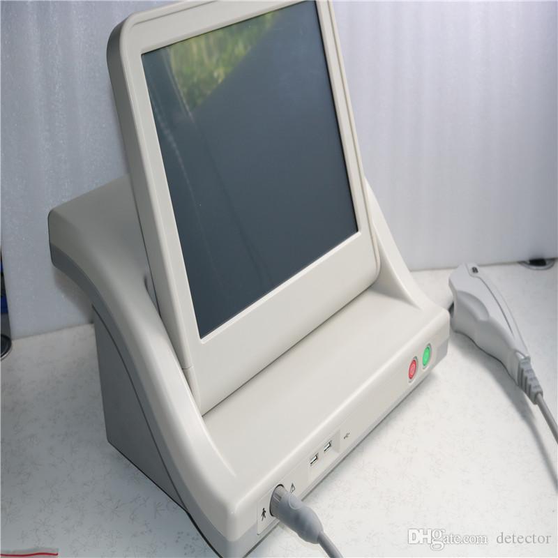 HIFU подтяжка лица высокой интенсивности сфокусированный ультразвук машина hifu подтяжки кожи удаления морщин салон домашнего использования машины