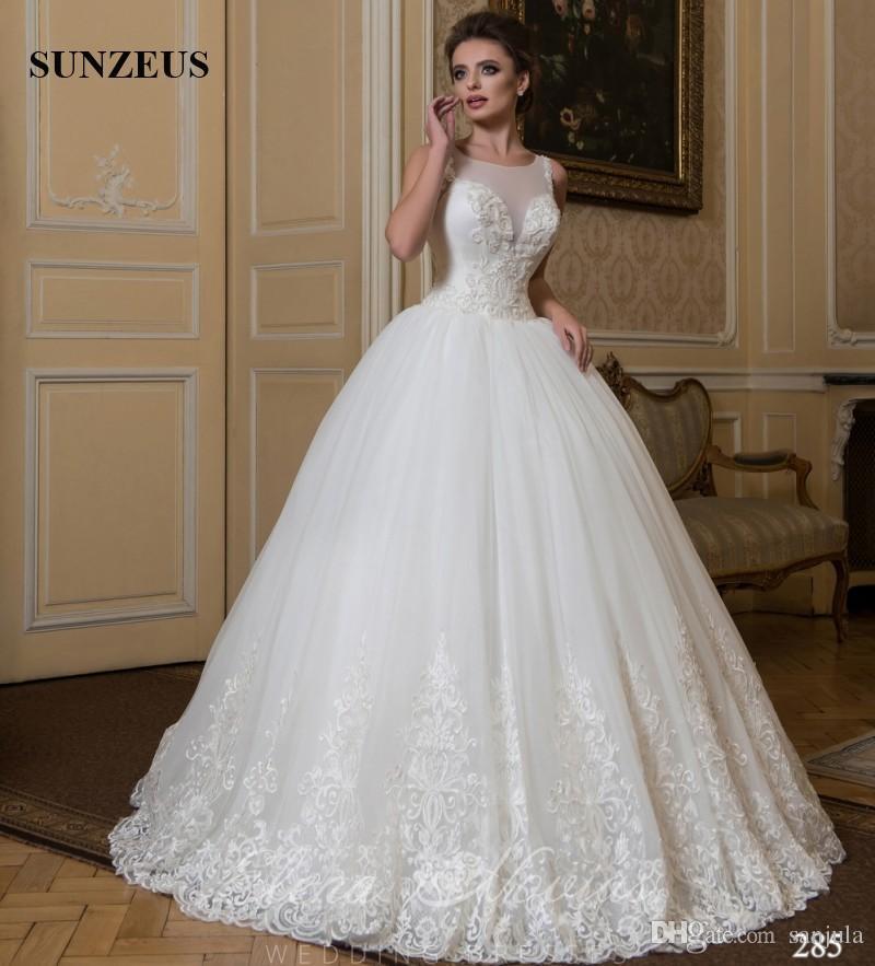 acheter 2018 date robes de bal princesse robe de mari e de. Black Bedroom Furniture Sets. Home Design Ideas
