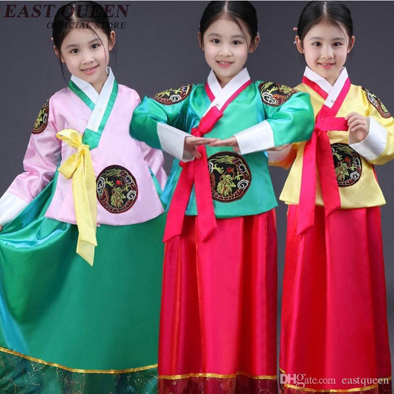 2017-new-hanbok-korean-dress-vintage-korean.jpg  sc 1 st  DHgate.com & 2018 2017 New Hanbok Korean Dress Vintage Korean Hanbok Children ...