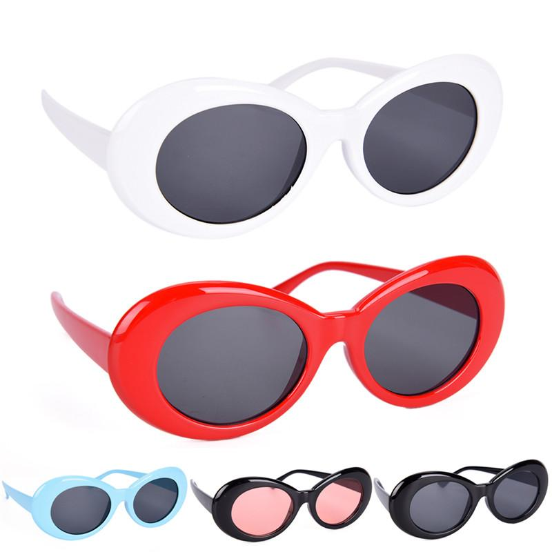 6fc1c1ba6deed Compre JETTING Óculos Espelhados Moda Vintage Homens Mulheres Moda Óculos  De Sol De Verão Oval Óculos Acessórios De Runyutian,  22.31   Pt.Dhgate.Com