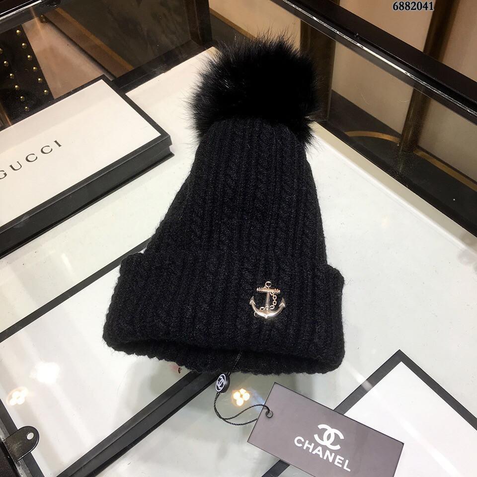 2019 2018 New Winter Wild Wool Knit Hat + Bib Dual Use Wool High End Soft 3d6fe6b482b