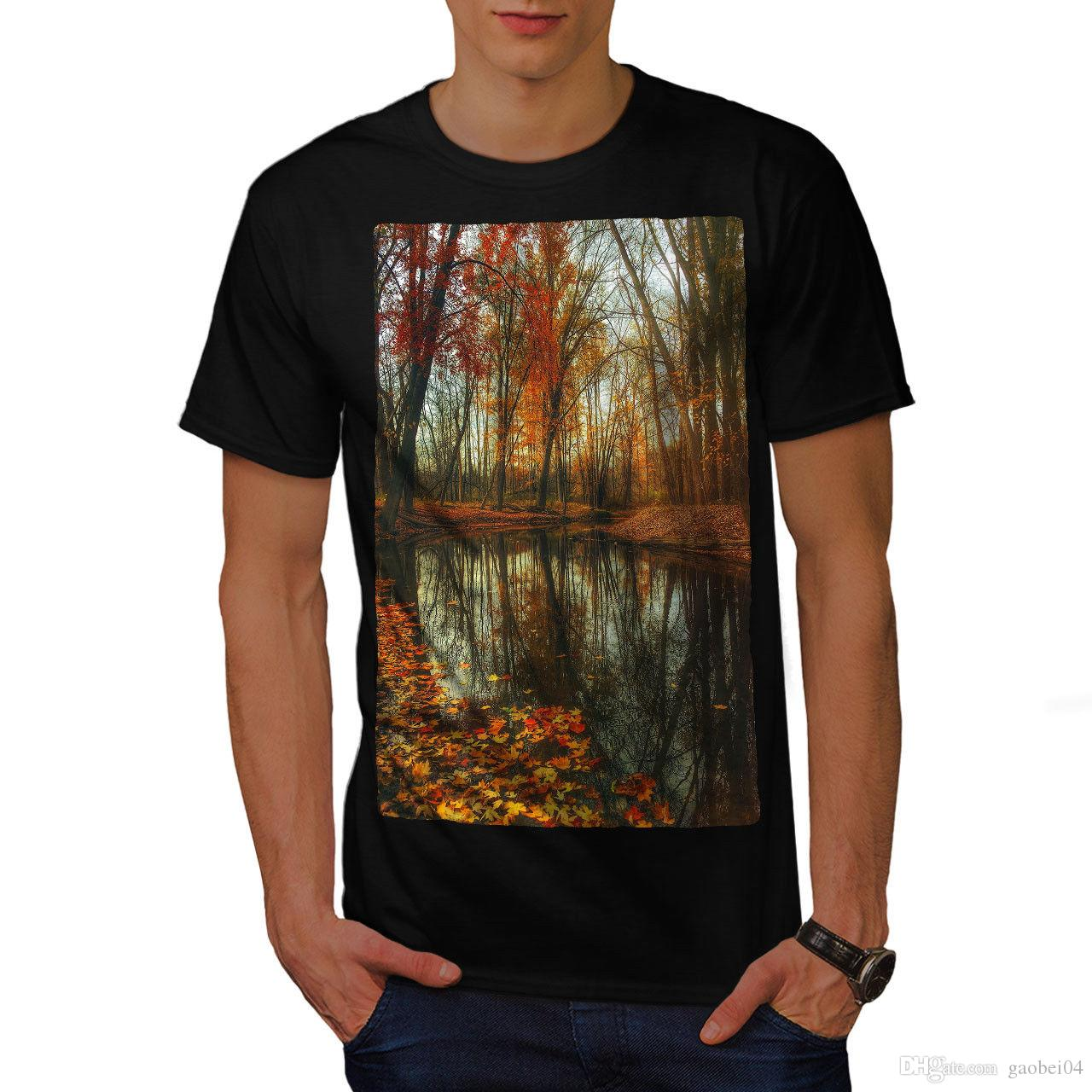 21c84e5a1 Late Autumn Tree Fall Mens T Shirt, Brown Graphic Design Printed  TeeFantastic Cage Tree Mens T Shirt, Bird Graphic Design Printed Tee Cool T  Shirts T Shirts ...