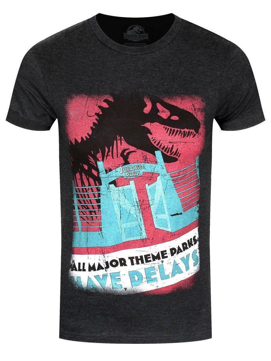 Grosshandel Jurassic Park T Shirt Alle Freizeitparks Haben