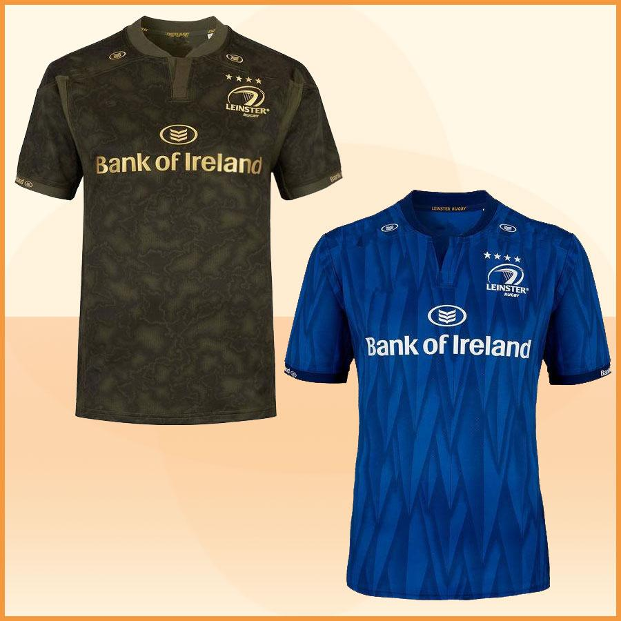 1dfb906bce6 2019 LEINSTER ALTERNATE JERSEY 2018 2019 LEINSTER Rugby Jerseys Ireland  Rugby League Shirt Jersey 18 19 Leinster Shirt Size S 3XL From  Rugbyworldcup, ...