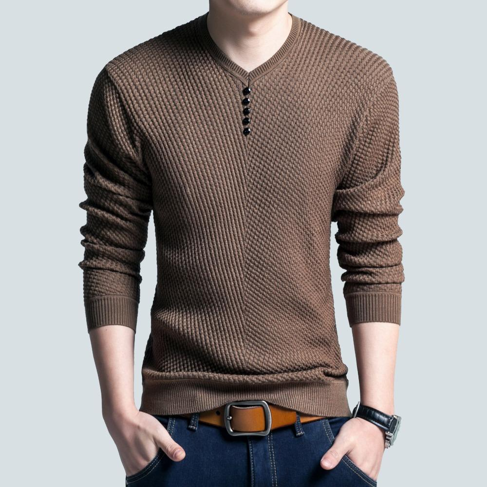 V Neck Sweater With Collared Shirt Underneath Bcd Tofu House