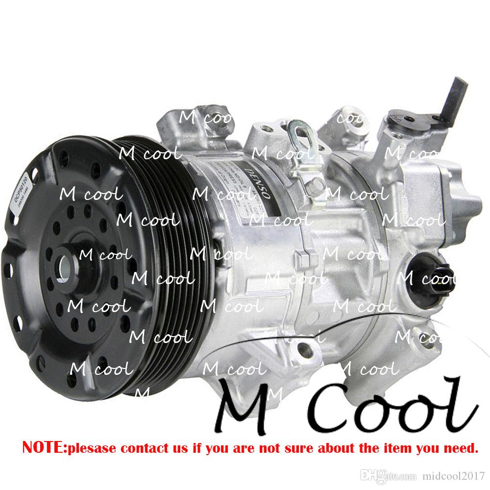5SE12C 6PK car air ac compressor for Toyota Avensis Corolla Verso 700510217  8831002460 8831005080 883100F010 8831068010 447260-2272