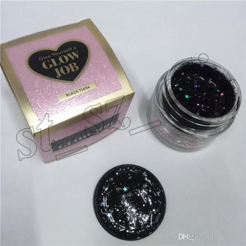 Faced Makeup Give Yourself A Glow Job Boosting Glitter Mask Infused 50ml Facial Mask