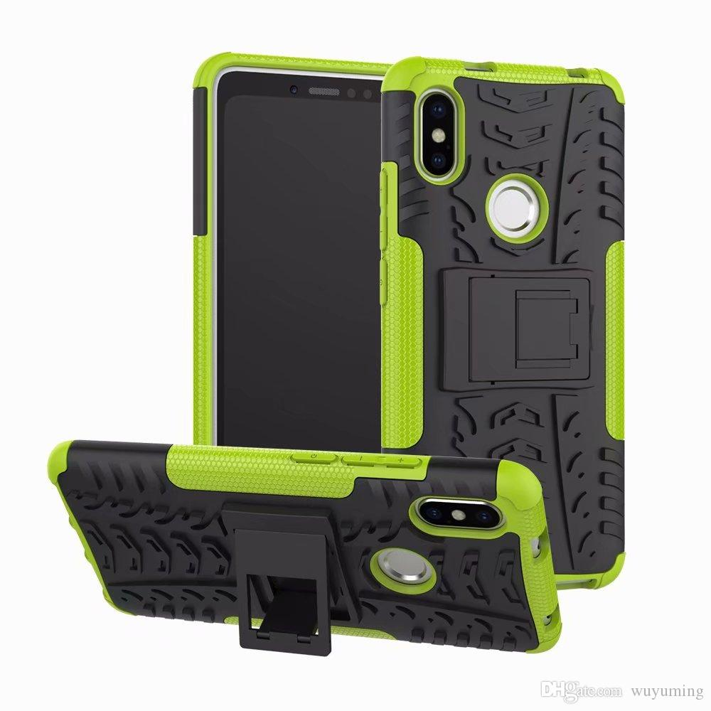 hot sale online 51855 fd128 5.99inch Phone Cover For Xiaomi Redmi S2 Case Anti-knock Silicone Plastic  Armor Cover For Xiaomi Redmi S2 Case with Stand Phone Capa