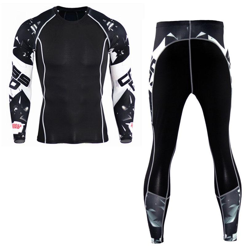 Acheter Vêtements De Sport Hommes Collants De Sport Running ... 081b1c515db