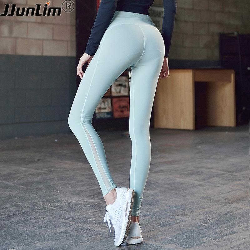 0ac7ce5b9b37bf 2019 Women Yoga Leggings Push Up Sport Pants High Waist Gym Tights Women  Seamless Legging Fitness Workout Sport Trousers Running Pant From  Sunnystars, ...