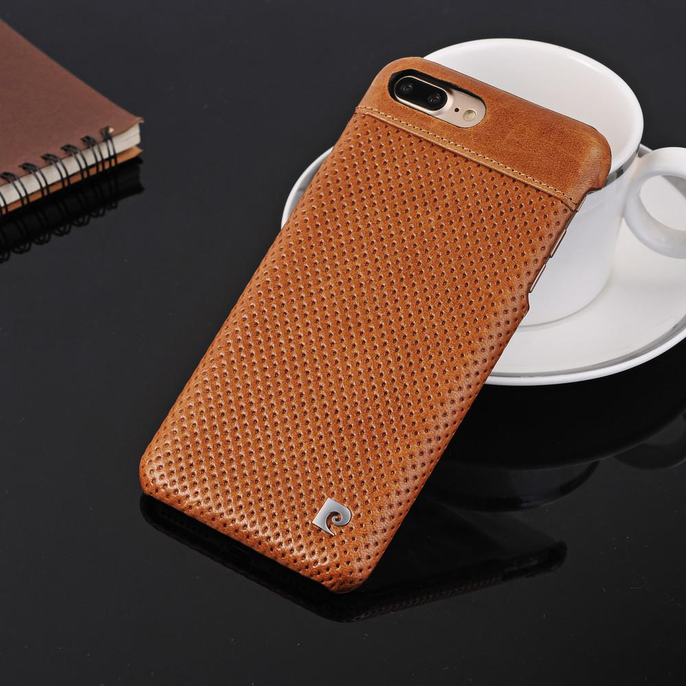 for iphone 6 6s 7 plus pierre cardin 2017 new design fashion genuinefor iphone 6 6s 7 plus pierre cardin 2017 new design fashion genuine leather cell phone hard back cover case w tracking number customized cell phone cases
