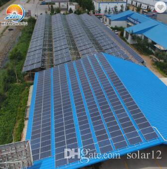Grosshandel Solar Boden Pv Parkplatz N Typ Solar Carport