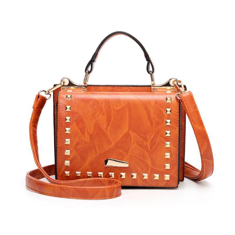 ab58336ee00f TuTu Blosa Flap Messenger Bag For Women 2018 Famous Brand Designer Top  Handle Crossbody Bags Fashion Rivets Female Bolsa TB044 Handbag Brands  Cheap Bags ...