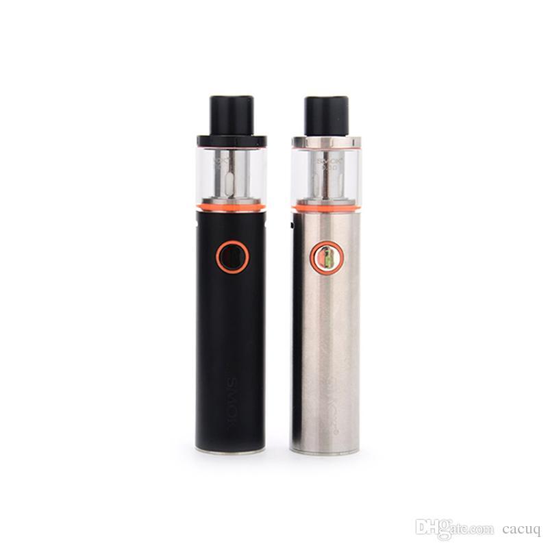 Smok Vape Pen 22 Kit de 2 ml de capacidad y 1650mAh Batería Indicador LED Diseño 100% auténtico Smoktech All-in-one Vapor