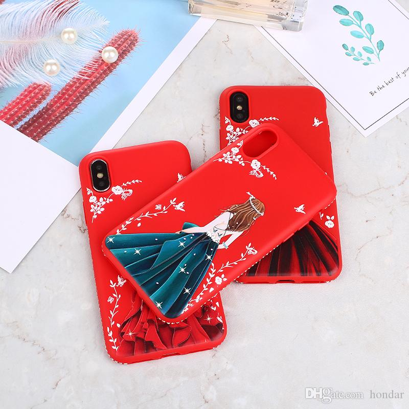 wholesale dealer 793cf 5924a Hot sale Goddess Pattern for iphone 5s case Rhinestone Surround Phone Case  Beauty Style for Samsung designer phone case