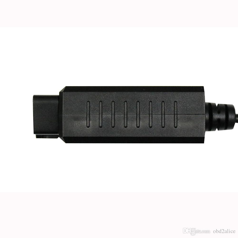 Scanner de code de voiture de diagnostic d'interface de diagnostic automatique de la puce PIC18F25K80 OBD2 / OBDII V1.5 USB ELM327 ELM 327
