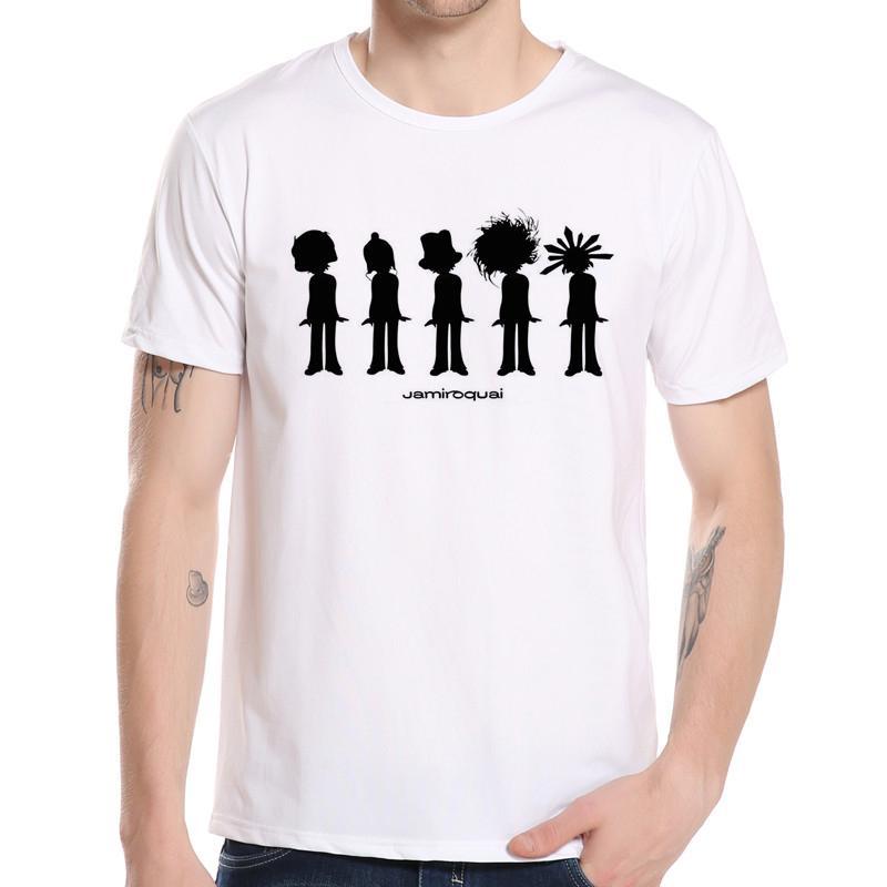 6bc6bc45a6525 Alternative Pop/Rock T Shirt The Return Of The Space Cowboy T-shirt  Jamiroquai Rock Tee Shirt Designer Male Tee D11-5#