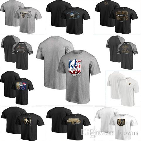 2019 Vegas Golden Knights Stanley Cup Final Bound Dueling Odd Man Rush Fanatics  Branded 2018 Western Conference Champions Interference T Shirt From Browns 22381e75a