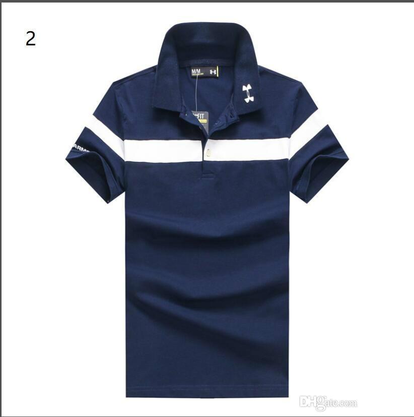 Polo Shirt For Men Desiger Boss Men Cotton T Shirt With Short Sleeve