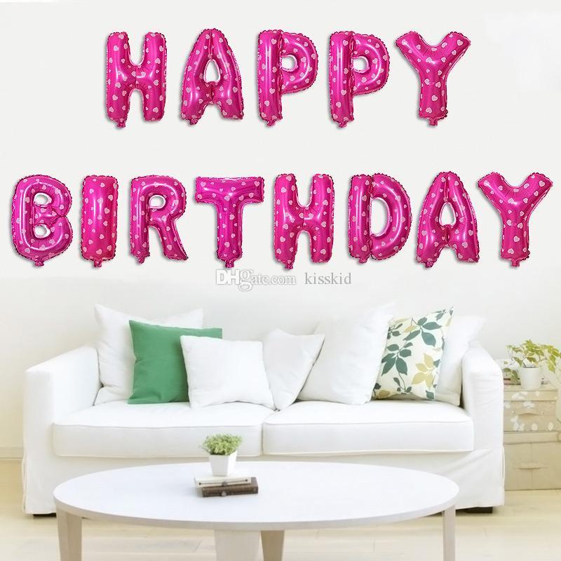 Palloncini di alluminio di compleanno di 60 pollici di alluminio di compleanno del compleanno della decorazione del foglio di compleanno dei colori dell'argento dell'oro dell'oro del pallone dell oro del pallone di colore dell oro dei colori dell'oro di compleanno