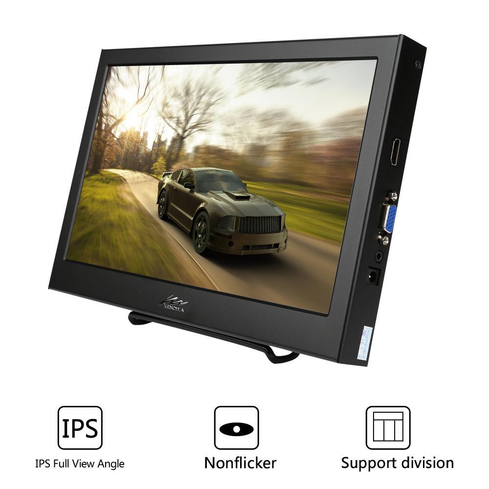 939a15813 Compre 11.6 Pulgadas 1080P Pantalla Portátil 1920X1080 HDMI VGA PS3 PS4  WiiU Xbox360 1080P Pantalla Monitor A $136.48 Del Forsecurity   DHgate.Com