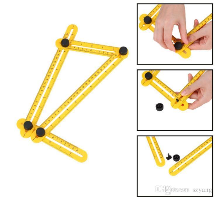 Multi Angle Ruler Angle Izer Template Tool Angleizer Angle Template
