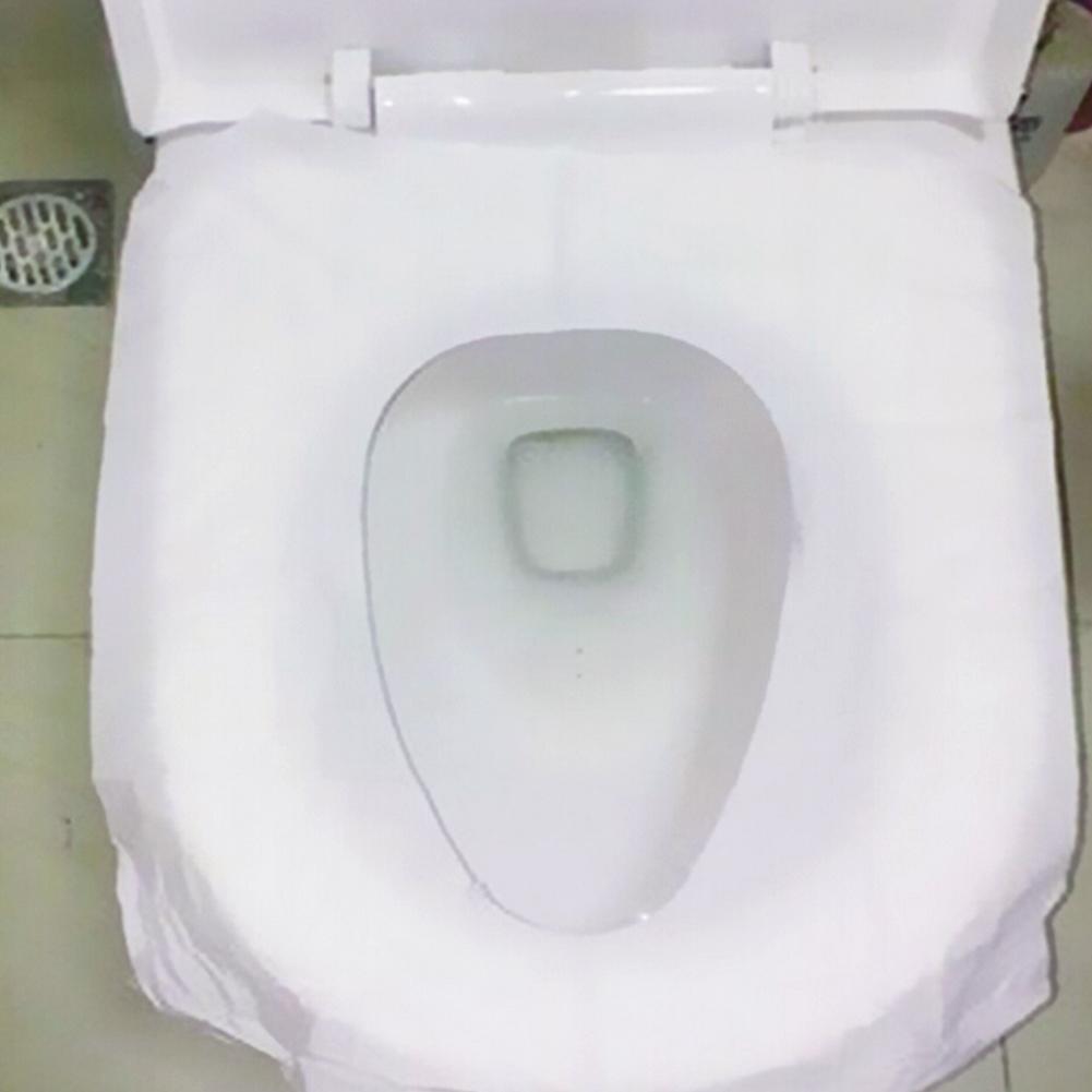2019 100 Waterproof Toilet Paper Pad Travel Disposable