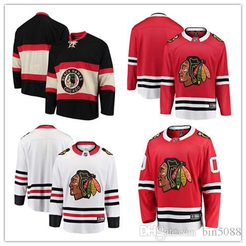 94bd1d5e6 Custom Men s Women Youth Ice Hockey Jerseys Chicago Blackhawks The ...