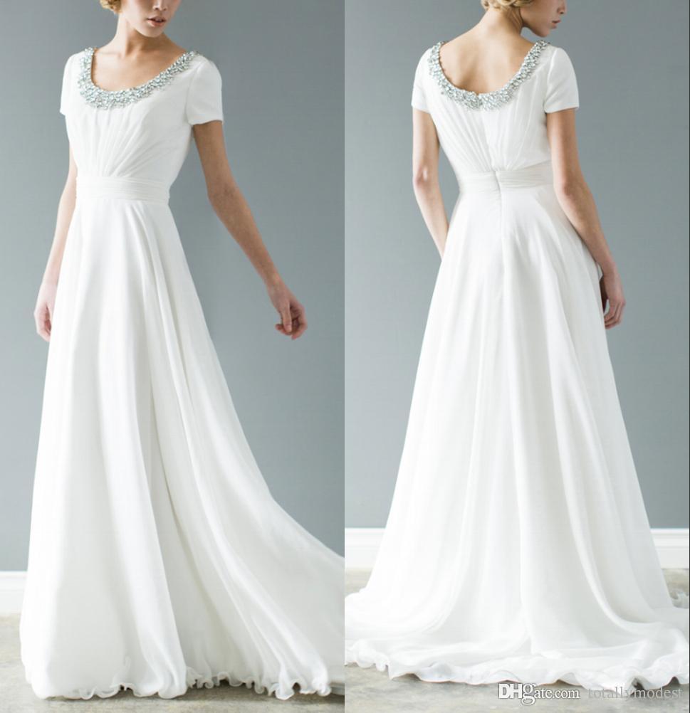 Exelent Cheap Modest Wedding Dress Inspiration - All Wedding Dresses ...