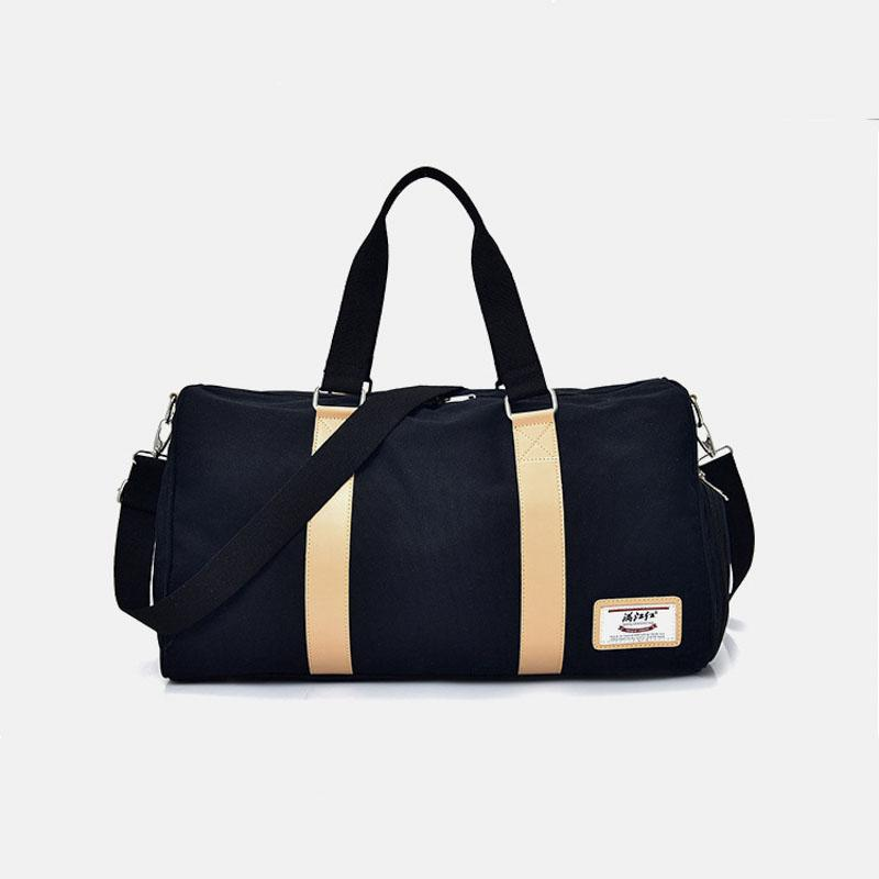 c717107a8276 Male Female Travel Bag Large Capacity Men Women Handbags Luggage Canvas  Travel Duffle Bags Weekend Bags Multifunctional Travel Bags Weekend Bag  Handbag ...