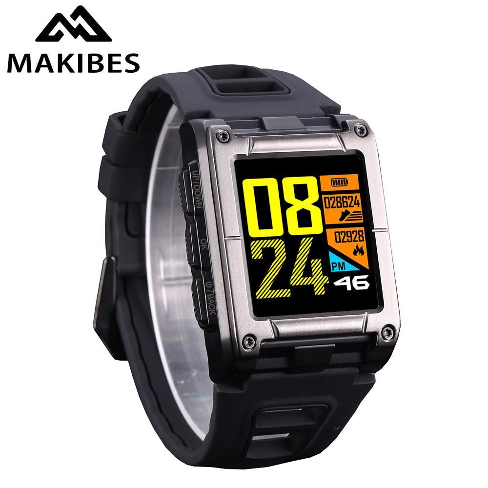 Die Besten Smartwatches Makibes G08 Gps Uhr Kompass Armbanduhr Smart