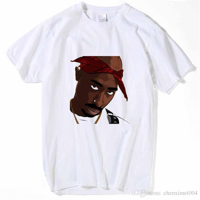 Tupac 2pac T Shirt Summer Men Women S Tupac Shakur 3d T Shirt Fashion  Hiphop Rock Punk Short Sleeve Harajuku Tops 3XL Shirt Online Cartoon T  Shirts From ... 3681221259