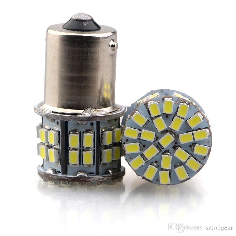 BA15S 1156 P21W 50 SMD 1206 12 V 3020 Led Autolampen Bremslicht Blinker Hinten Parkplatz Rückfahrscheinwerfer Weiß