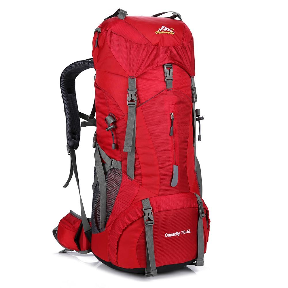 f4ef1189ef 85L Large Outdoor Backpack Waterproof Travel Bags Camping Hiking  WomenClimbing Backpacks Rucksack Men Sport Bag Personalized Backpacks  Hunting Backpacks ...