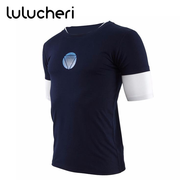 2358df24a Iron Man 3 Tony Stark Cosplay T Shirt Men Short Sleeve Tshirt Men Casual  Cotton Tshirt Tops Hipster Tee Shirt Plus Size 3XL Rude T Shirts Shirt  Online From ...