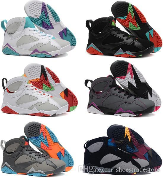 Air Retro 7 Bordeaux Olympic Tinker Alternate Women Basketball Shoes Hare  University Blue French Blue Gmp Raptor Cheap Sneakers Size 5.5 8.5 East Bay  Shoes ...